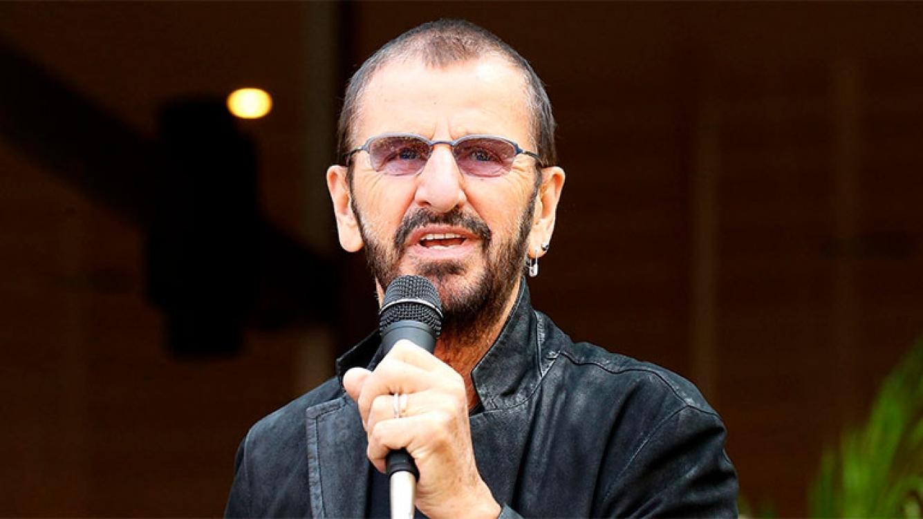 Ringo Starr es nombrado Caballero del Imperio Británico ...