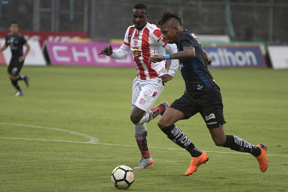 Independiente del valle gole 3 0 a t cnico for Exterior tecnico universitario 2018