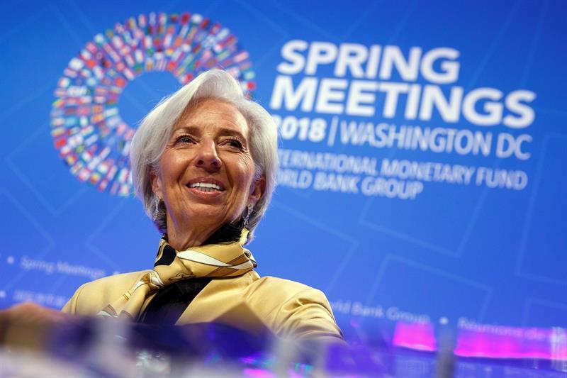 Lagarde Washington