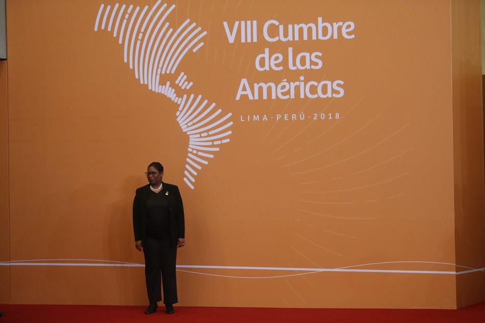 VIII CUMBRE AMÉRICAS