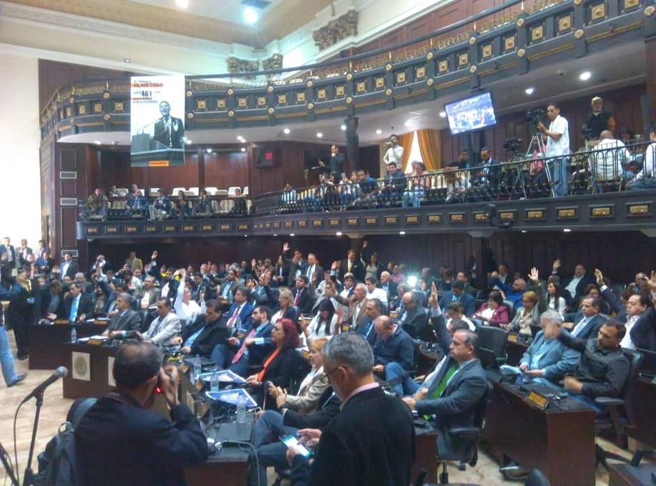 Parlamento aprueba el inicio de un juicio contra Maduro por corrupción