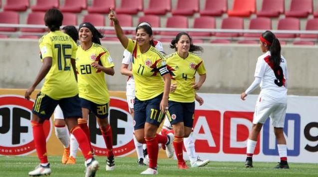 seleccion femenina de colombia