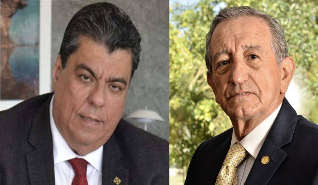 Mauro toscanini y el general oswaldo jarr n ministros for Ministro de interior actual