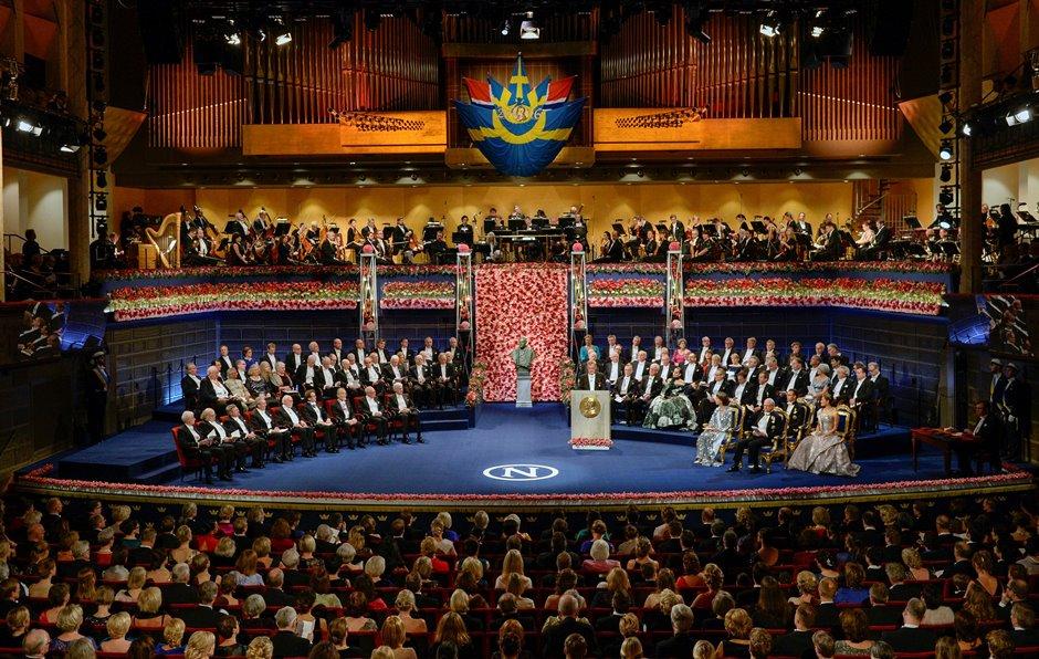 La Academia Sueca no entregará el Nobel de Literatura este año