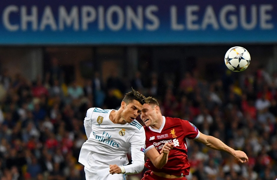 UCL Final 2018 – Real Madrid vs Liverpool FC