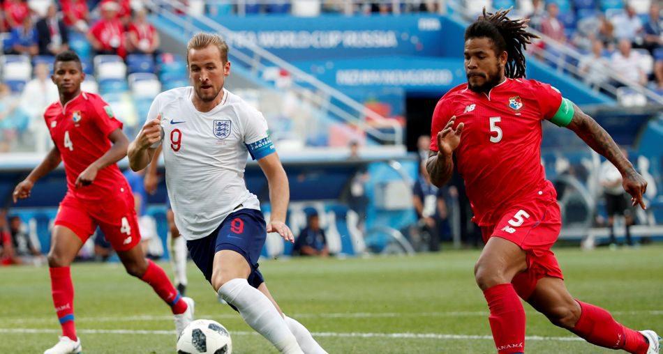 Group G England vs Panama