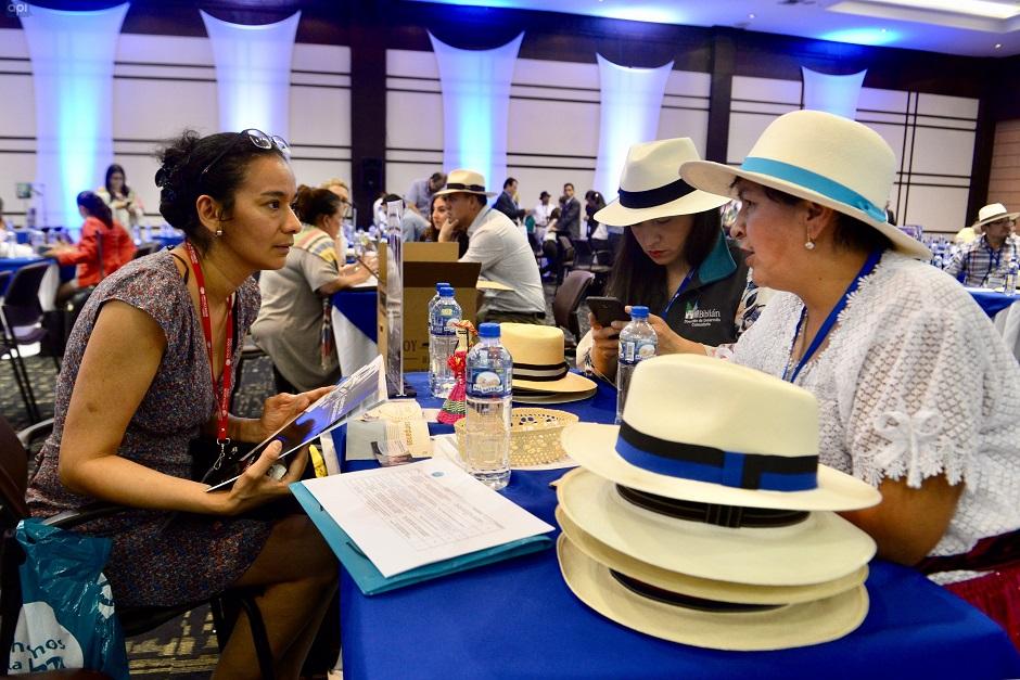 Empresas De Ecuador Ofertan Productos A Unos 30 Pa Ses En Foro De Negocios La Rep Blica Ec