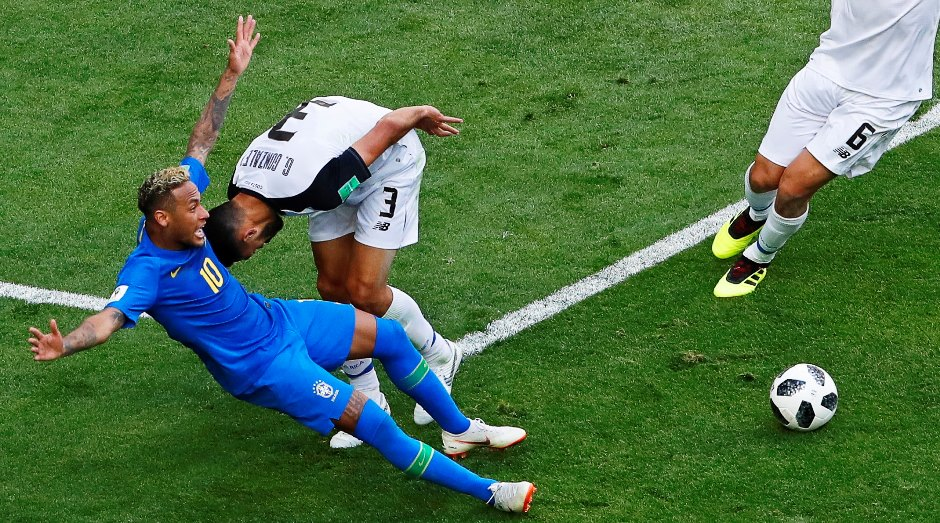Group E Brazil vs Costa Rica