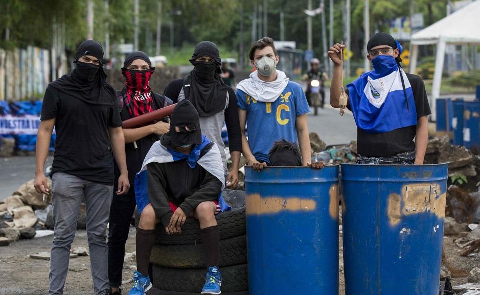 Daniel Ortega vive un punto de inflexión y sigue la violencia en las calles