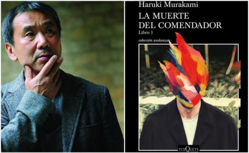 haruki_murakami muerte comendador