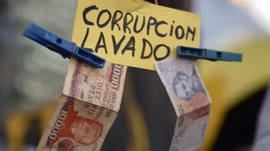 Resultado de imagen para argentina corrupcion