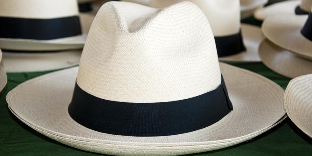 Ecuador promociona en China sus sombreros de paja toquilla – La República EC 0898be0d9f1