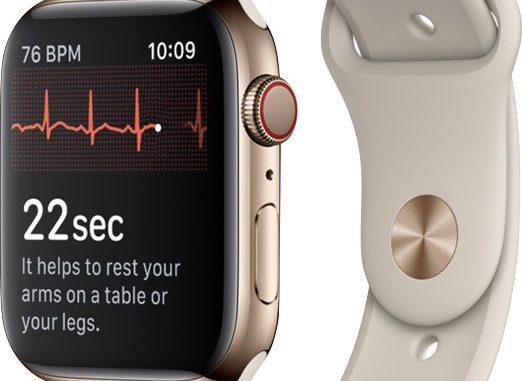 Electrocardiograma El Apple Reloj 30 Realizar Nuevo Puede Un De En OX8nwP0k