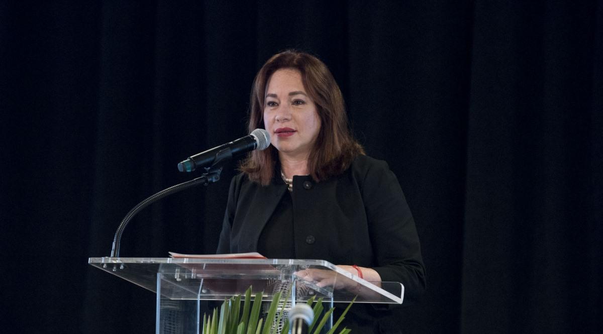 Espinosa pide a líderes mundiales que acudan a la ONU dispuestos a escucharse