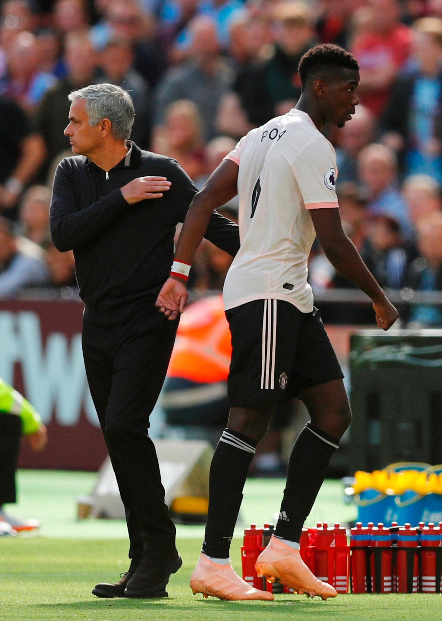 Premier League – West Ham United v Manchester United