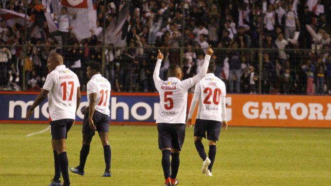 Liga De Quito Vencio Al Deportivo Cuenca Y Es Puntero Del Campeonato La Republica Ec