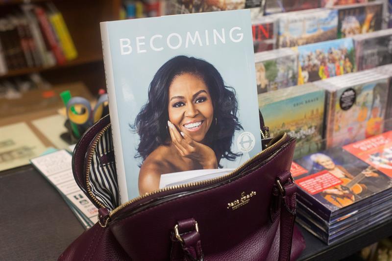 Michelle Obama Mi historia