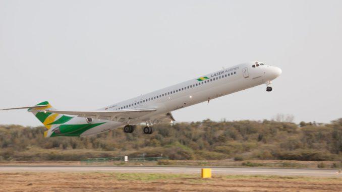 Resultado de imagen para laser airlines