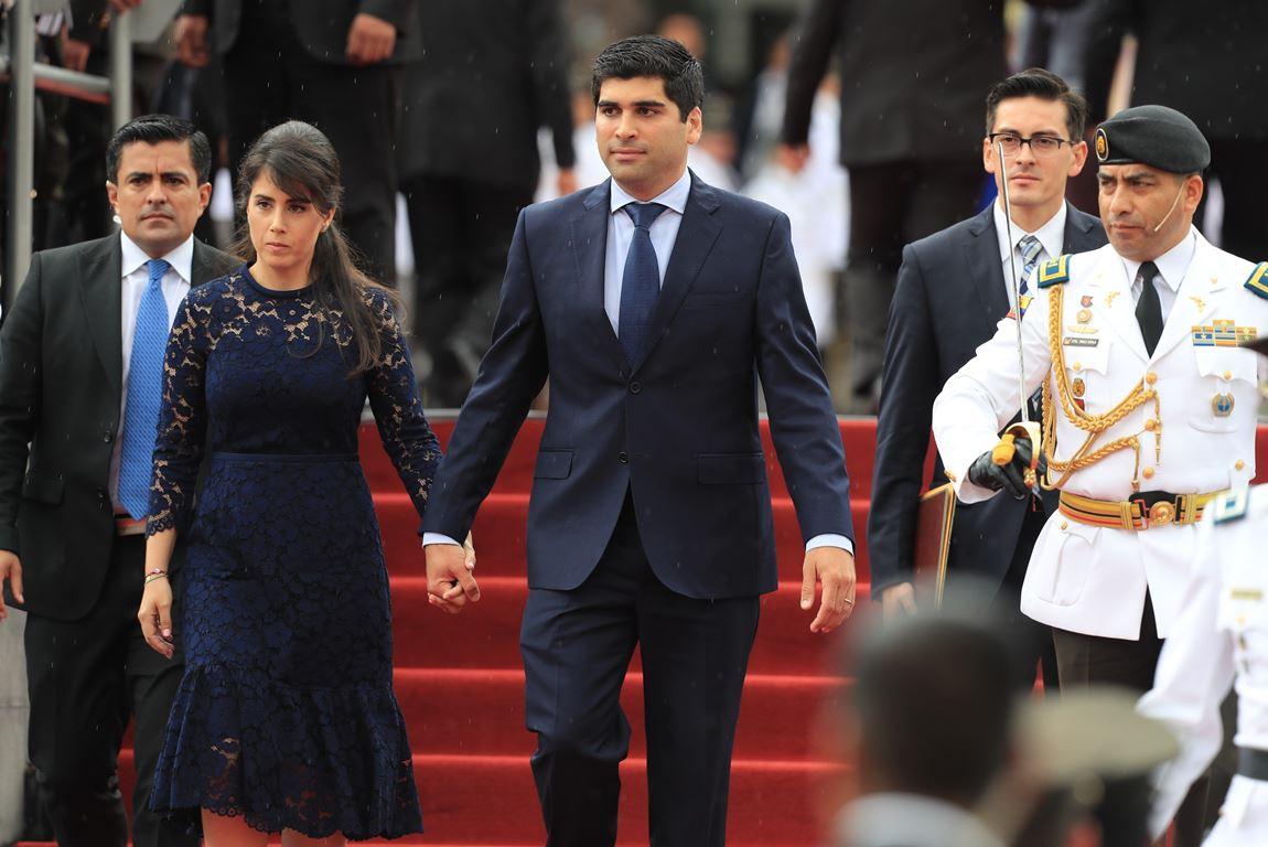 Asamblea Nacional designa a Otto Sonnenholzner como vicepresidente de Ecuador