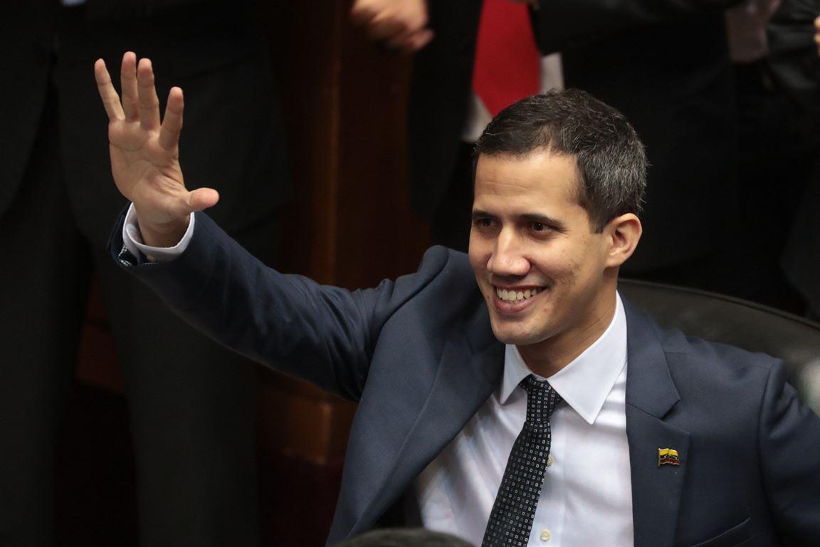 Guaidó, el líder accidental que preside el arrinconado Parlamento venezolano