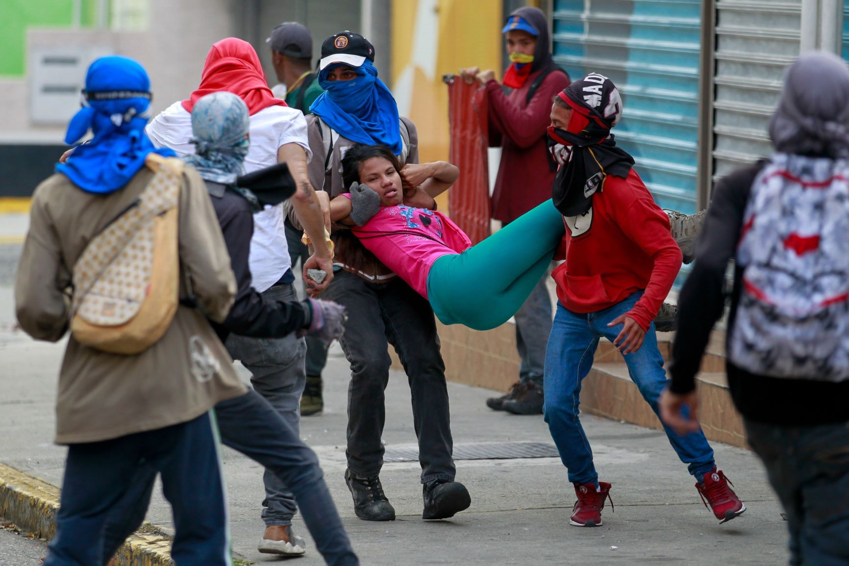 muertos venezuela