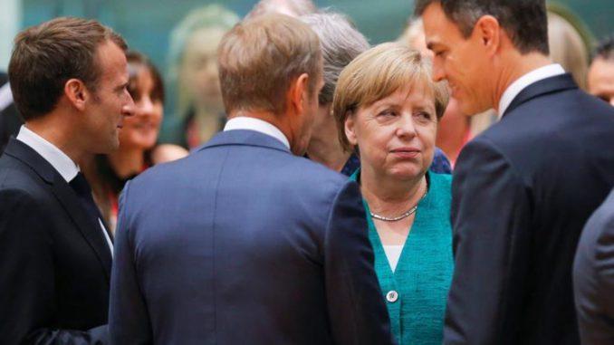 Las elecciones europeas debilitan a Macron y Merkel y refuerzan a ...