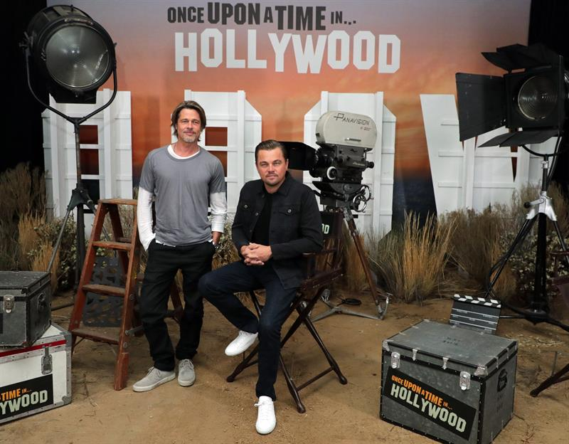 Brad y Leo onxw upon time