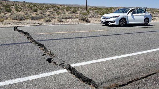 Un Nuevo Temblor De 6,9 Sacude El Sur De California (EE.UU