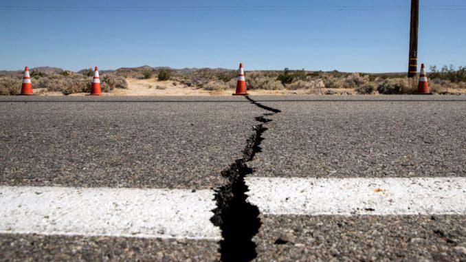 Nuevo Terremoto 7,1 Sacude El Sur De California