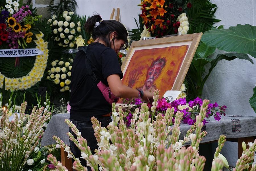 francisco toledo artista mexicano muerto