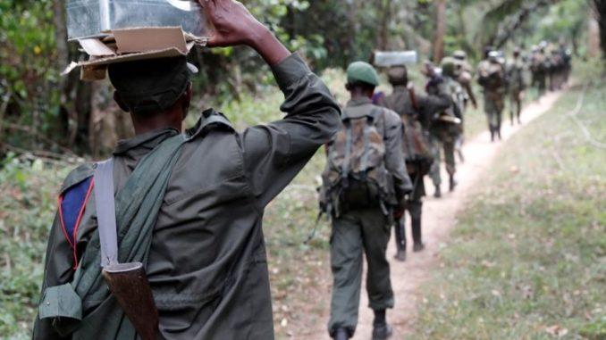 13 civiles fueron asesinados por rebeldes en la R. Democrática del Congo |  La República EC