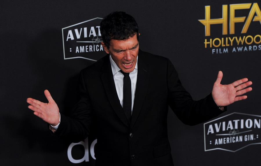 Antonio Banderas premio Hollywood
