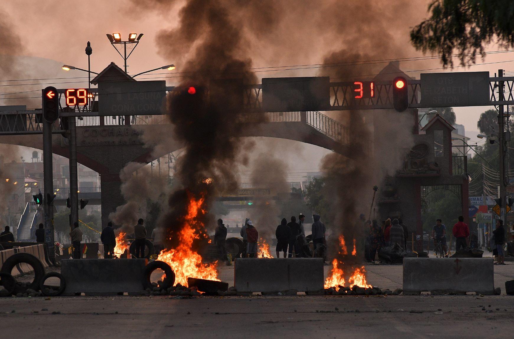 bolivia bloqueada