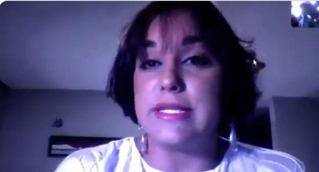 Gabriela Rivadeneira denuncia