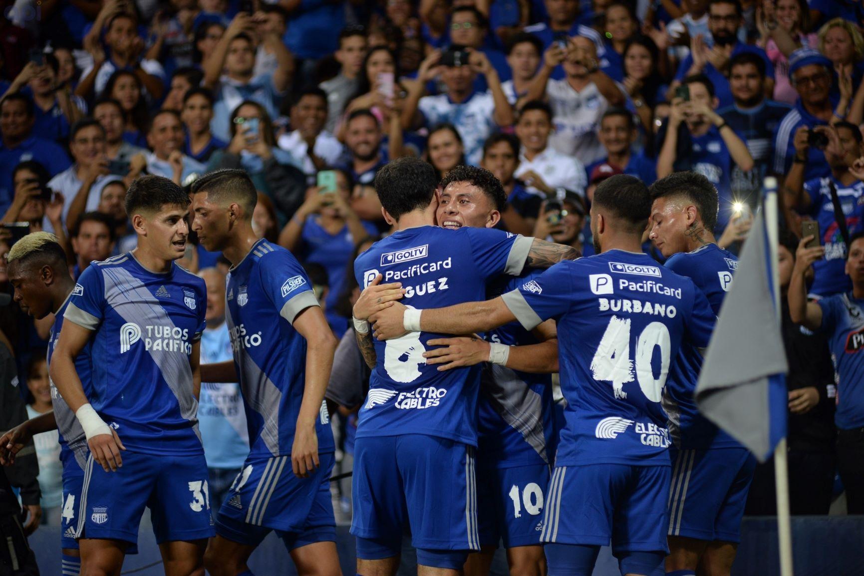 Emelec gana su Explosión Azul pensando en Blooming por Copa Sudamericana |  La República EC