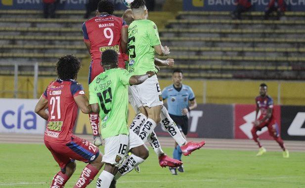 Empatan 1-1 Cuenca con El Nacional 4 fecha de la LigaPro
