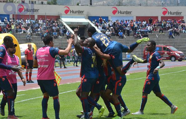 2-2 Empato Orense SC. contra Olmedo en Riobamba | La República EC