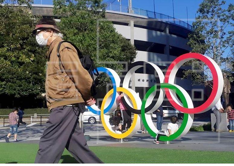 Captura juegos olimpicos japon aplazados