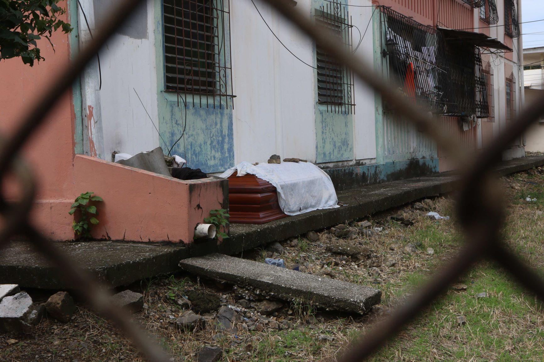cadáveres guayaquil