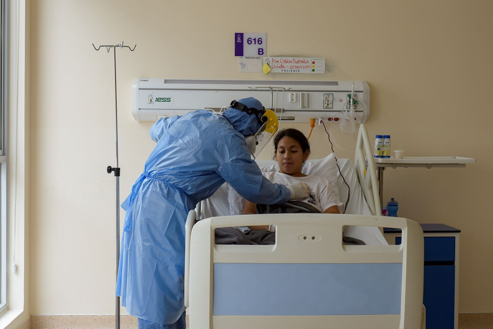 los ceibos hospital