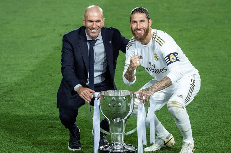 Zidane: «Esta Liga tiene un sabor particular» | La República EC