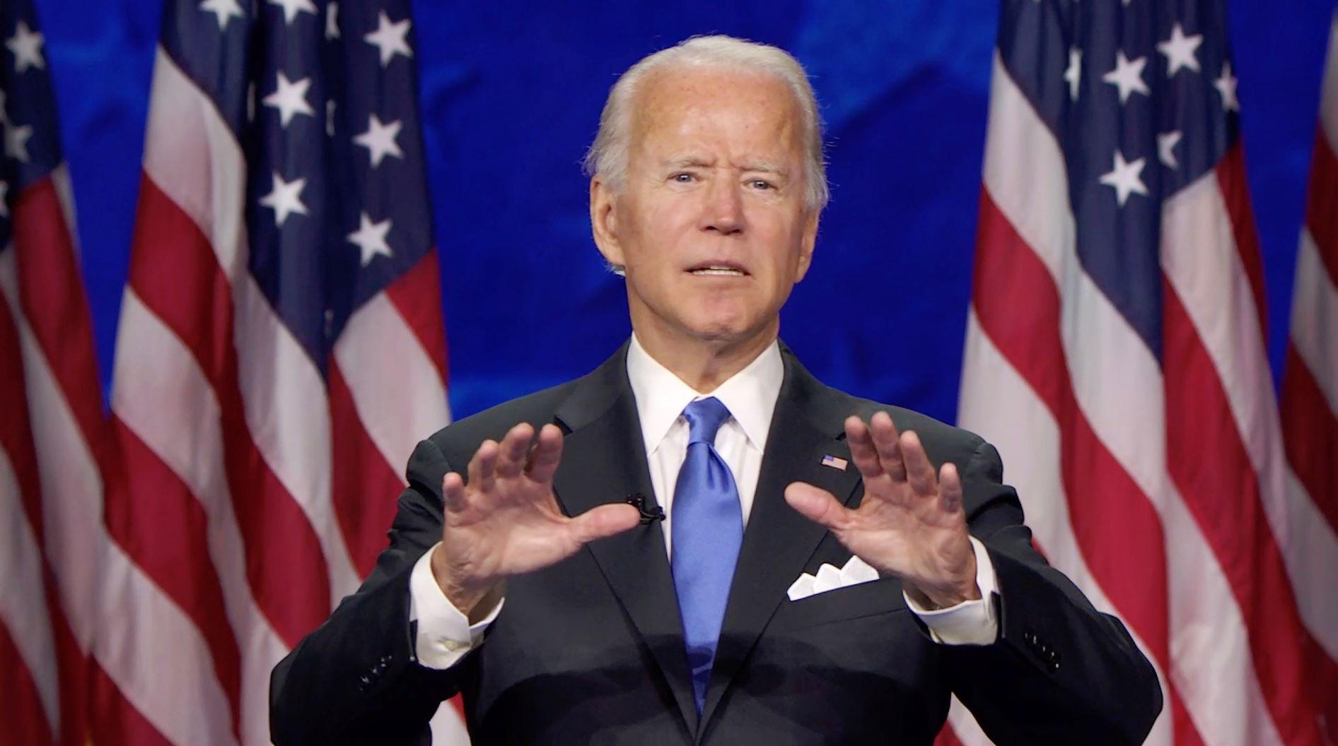 Biden candidato