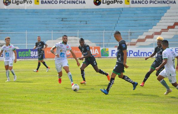Orense vs LDU Portoviejo