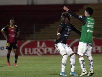 Gana Independiente del Valle 3-1 al Deportivo Cuenca.