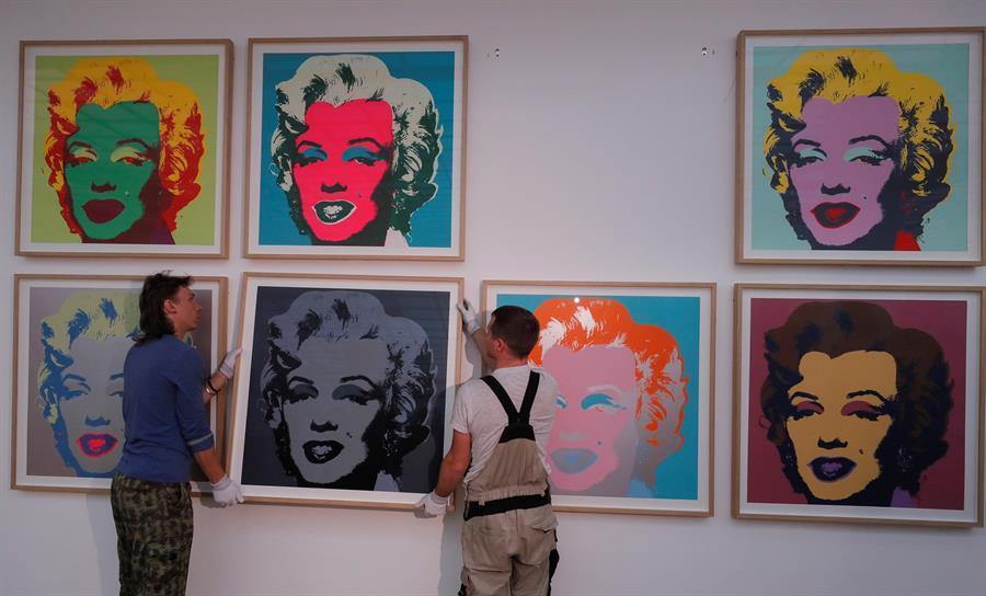 Yo Andy Warhol