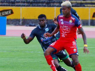 El Nacional empata 2-2 contra el Orense