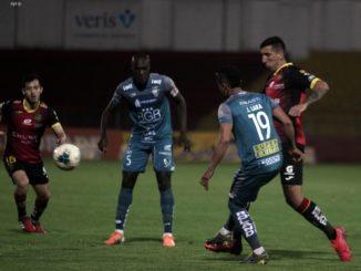 Dep. Cuenca se impone tras empatar 0 a 0 con El Nacional.