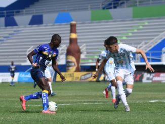 Delfin vs GYE City, Liga Pro, Fecha 8