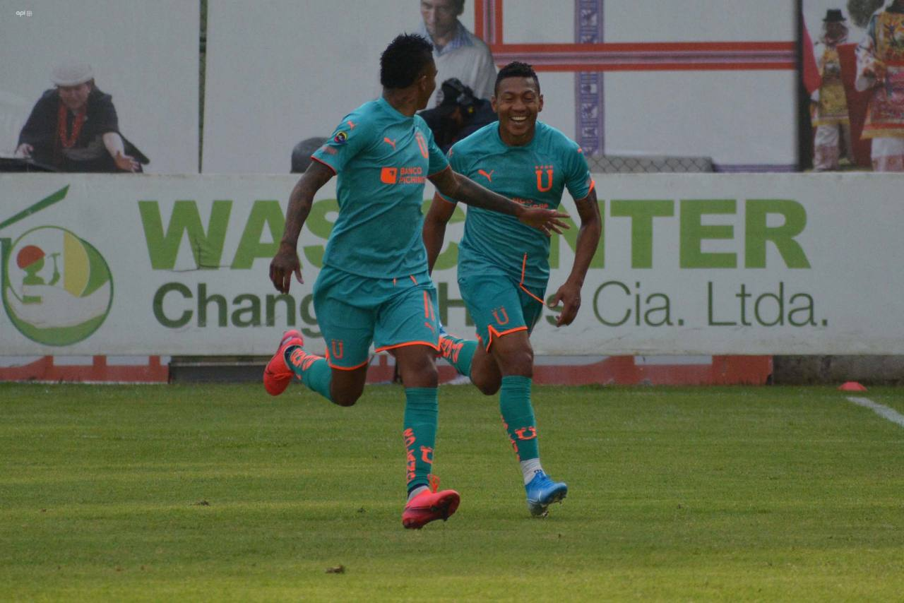 Mushuc Runa vs Liga de Quito