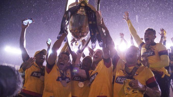 Barcelona S.C., campeón de la LigaPro 2020